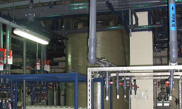 玻璃钢耐酸碱耐腐蚀水箱