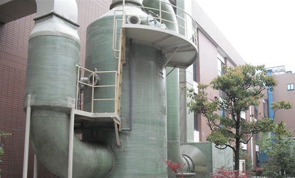 玻璃钢洗涤塔
