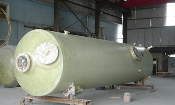 玻璃钢立式洗涤塔/烟囱