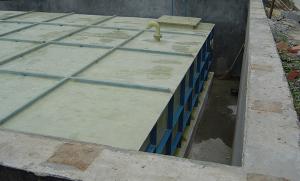 玻璃钢方槽