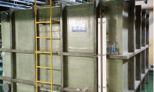 上海玻璃钢方槽