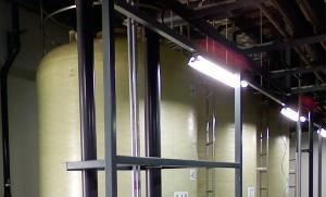 玻璃钢氮封水箱18M纯水箱