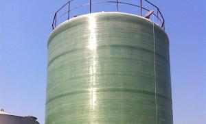 玻璃钢大型储罐耐酸碱腐蚀储罐水箱