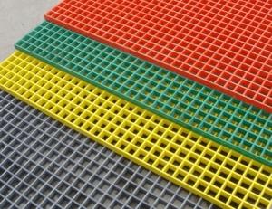 玻璃钢格栅/玻璃钢隔板