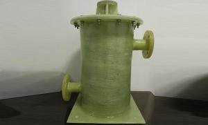 玻璃钢(FRP)虹吸桶/引水桶