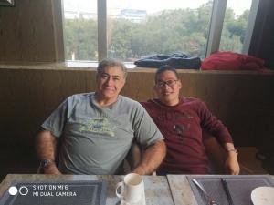 美国知名阀门供应商Plastomatic总裁上海考察业务