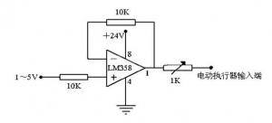 采用4-20mA电流来传输模拟量原理及原因
